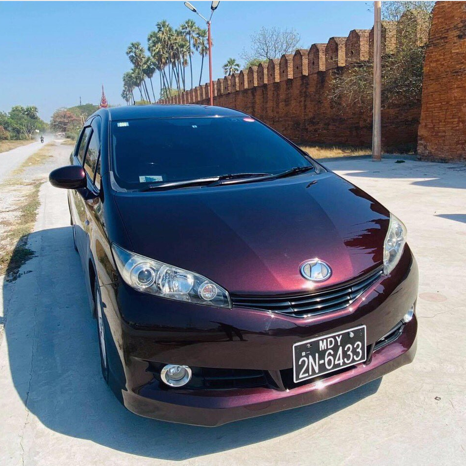 Toyota Wish 2011  Image, ကား/စီဒန် classified, Myanmar marketplace, Myanmarkt