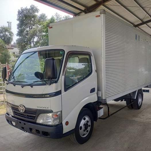 Toyota ToyoAce 2007  Image, ဗန် classified, Myanmar marketplace, Myanmarkt