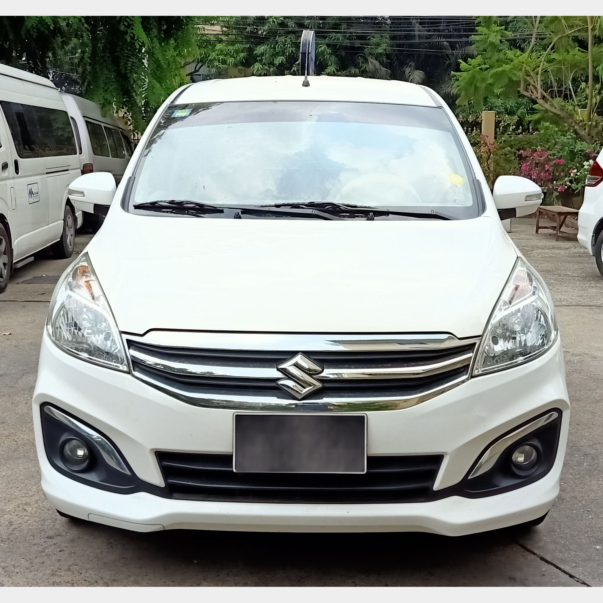 Suzuki Ertiga 2018  Image, ဗန် classified, Myanmar marketplace, Myanmarkt