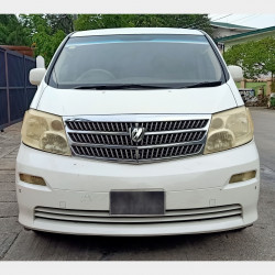 Toyota Alphard 2002  Image, classified, Myanmar marketplace, Myanmarkt