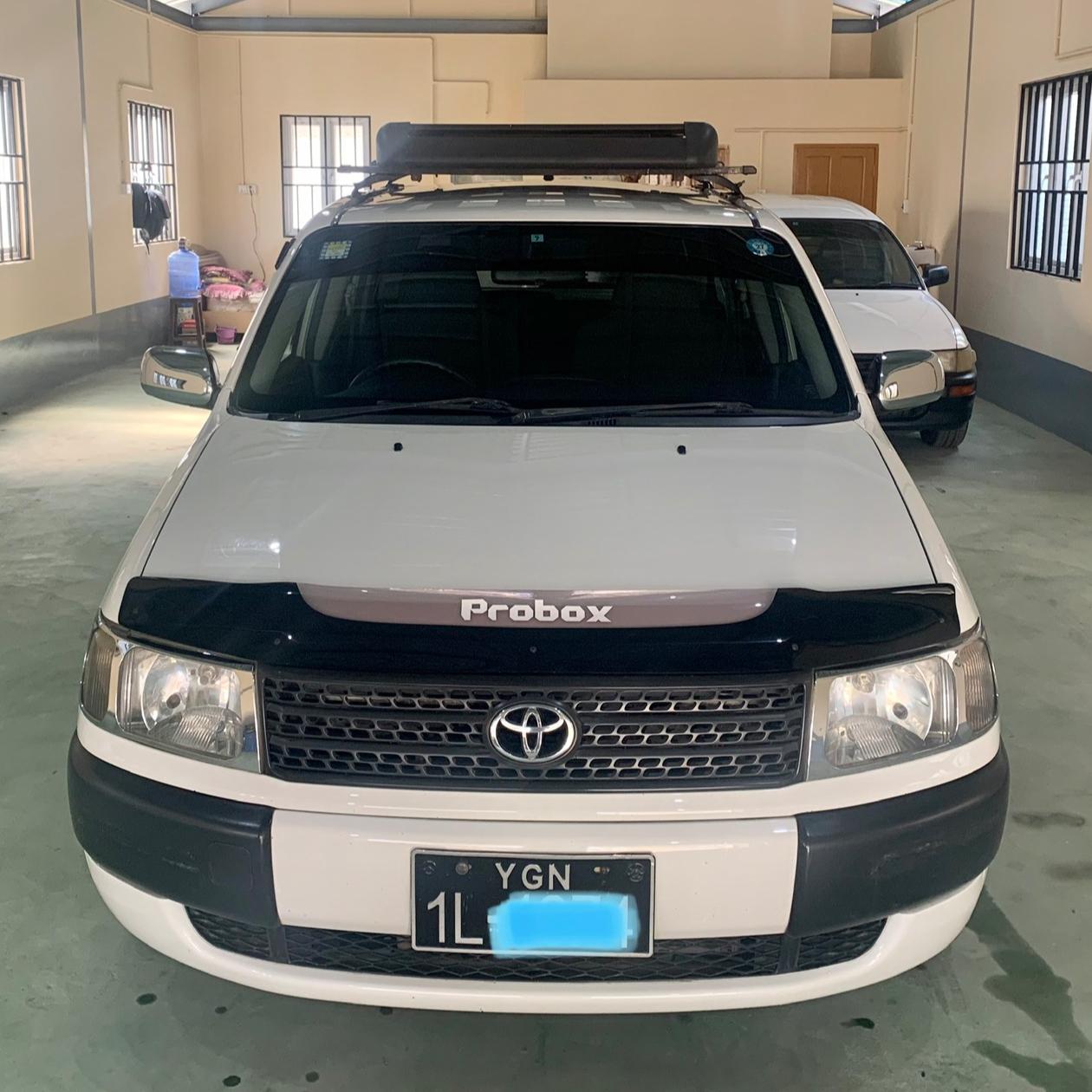 Toyota Probox 2010  Image, ဗန် classified, Myanmar marketplace, Myanmarkt