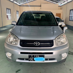 Toyota RAV4 2004  Image, classified, Myanmar marketplace, Myanmarkt