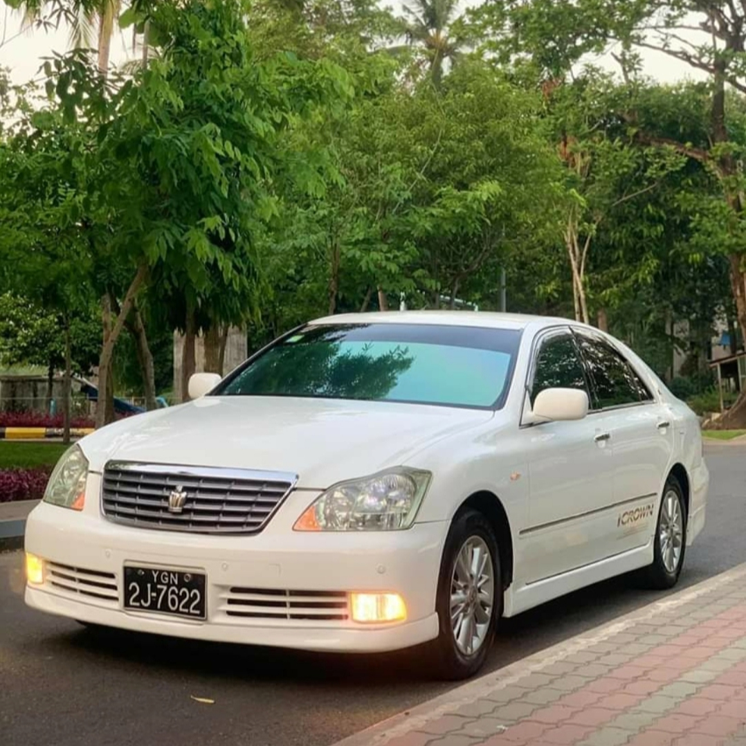 Toyota Crown Royal Saloon 2006  Image, ကား/စီဒန် classified, Myanmar marketplace, Myanmarkt