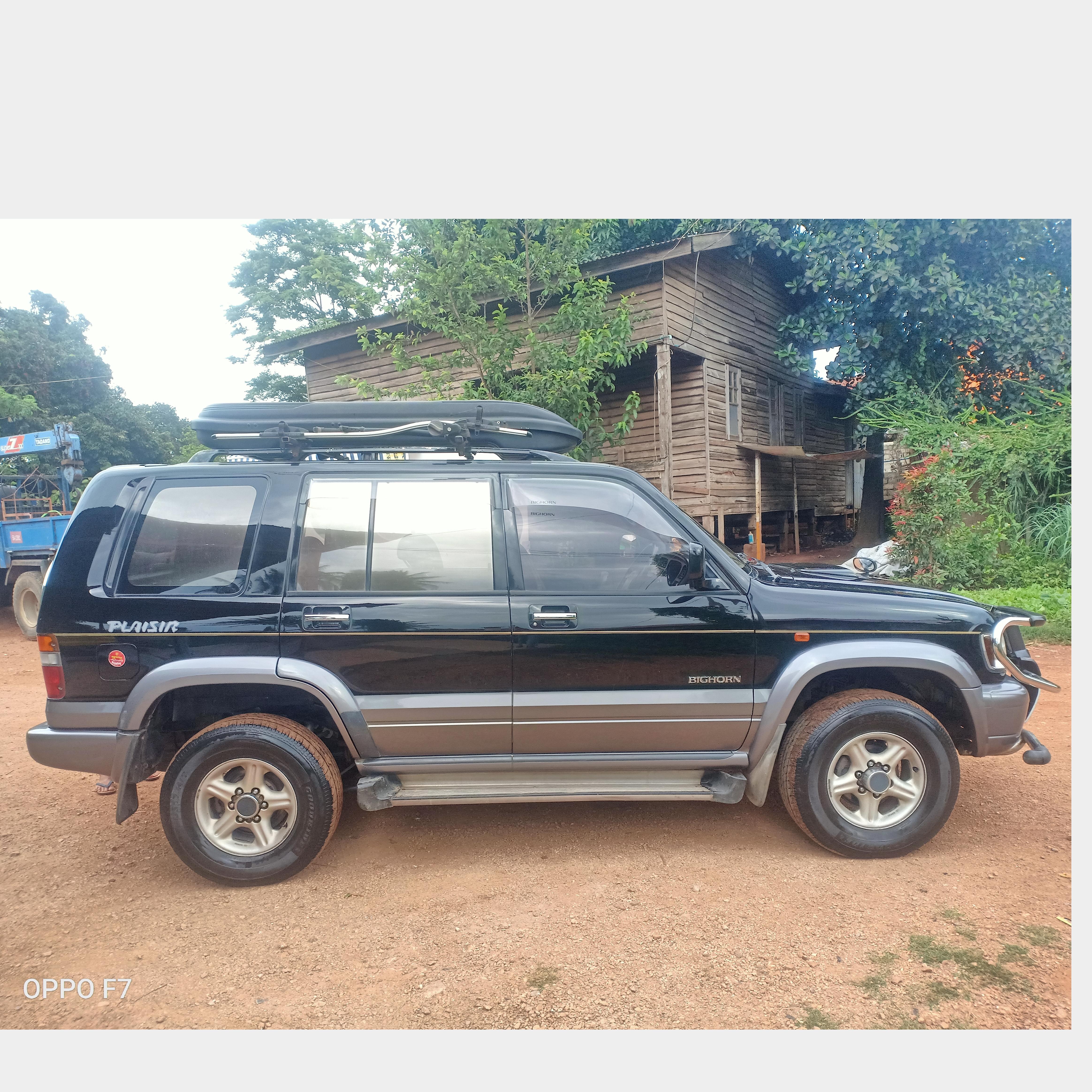 Isuzu Other 1999  Image, 4x4/SUV classified, Myanmar marketplace, Myanmarkt