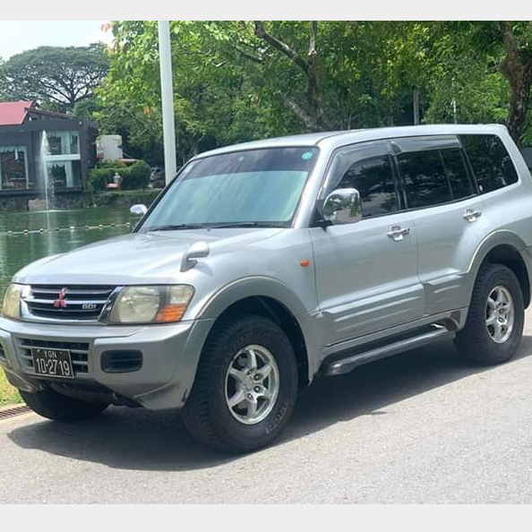 Mitsubishi Pajero 2000  Image, ကား/စီဒန် classified, Myanmar marketplace, Myanmarkt