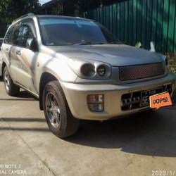Toyota RAV4 2001  Image, classified, Myanmar marketplace, Myanmarkt
