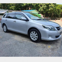 Toyota Corolla Fielder  2009  Image, classified, Myanmar marketplace, Myanmarkt