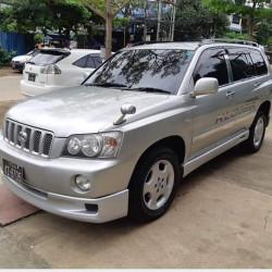 Toyota Kluger  2001  Image, classified, Myanmar marketplace, Myanmarkt
