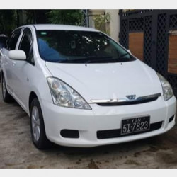 Toyota Wish 2003  Image, classified, Myanmar marketplace, Myanmarkt