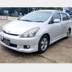 Toyota Wish 2004  Image, classified, Myanmar marketplace, Myanmarkt