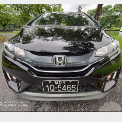 Honda Fit 2014  Image, classified, Myanmar marketplace, Myanmarkt