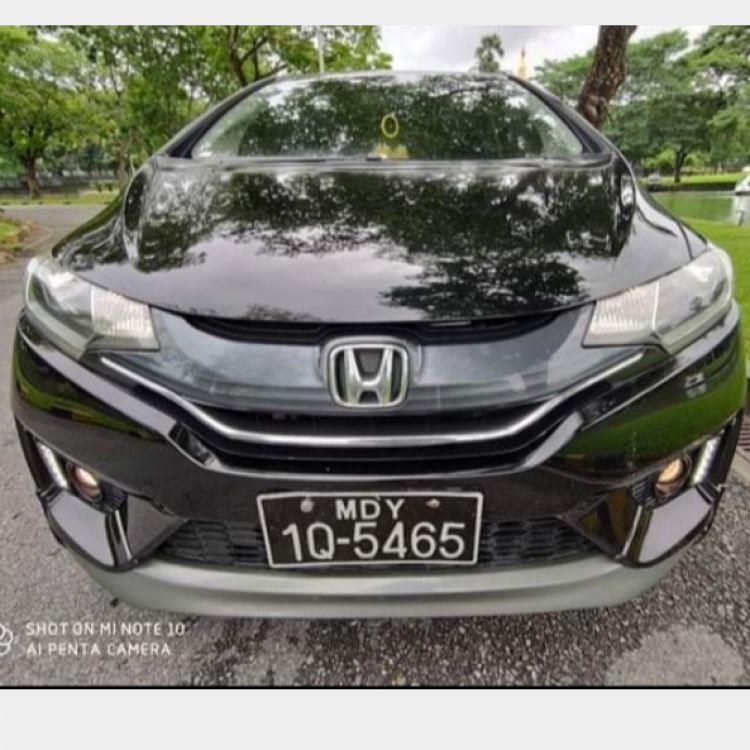 Honda Fit 2014  Image, ကား/စီဒန် classified, Myanmar marketplace, Myanmarkt