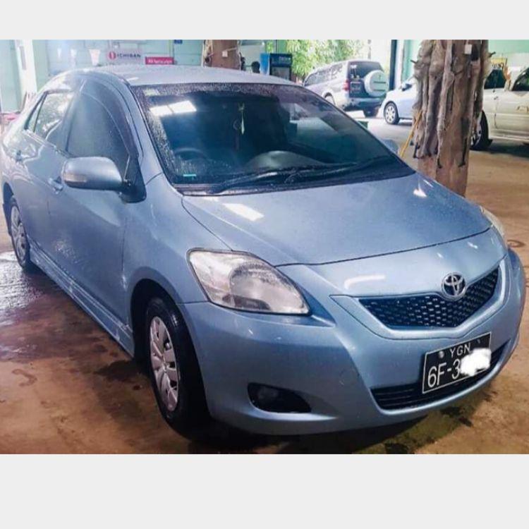 Toyota Belta 2009  Image, ကား/စီဒန် classified, Myanmar marketplace, Myanmarkt