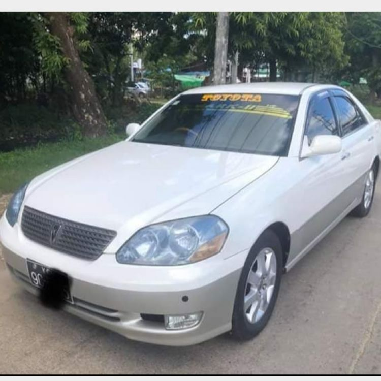 Toyota Mark II 2000  Image, ကား/စီဒန် classified, Myanmar marketplace, Myanmarkt
