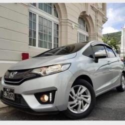 Honda Fit 2018 Image