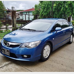 Honda Civic 2010  Image, classified, Myanmar marketplace, Myanmarkt