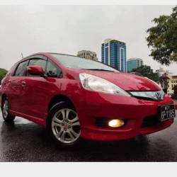 Honda Fit 2012 Image
