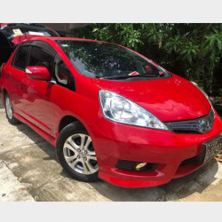 Honda Fit Shuttle  2012 Image