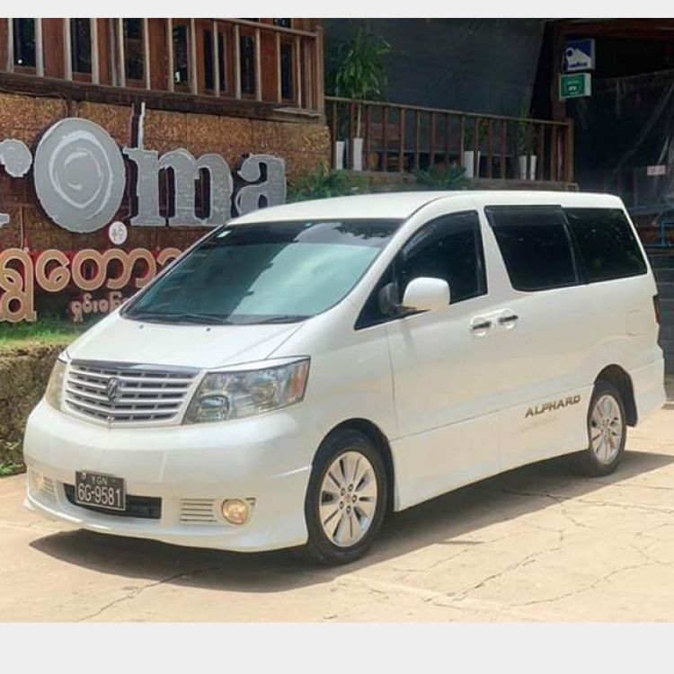 Toyota Alphard 2003  Image, ကား/စီဒန် classified, Myanmar marketplace, Myanmarkt