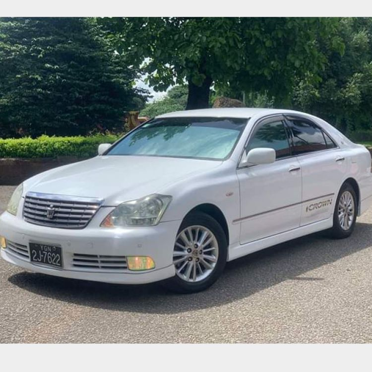 Toyota Crown Royal Saloon 2004  Image, ကား/စီဒန် classified, Myanmar marketplace, Myanmarkt