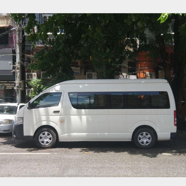 Toyota HiAce 2016  Image, ဗန် classified, Myanmar marketplace, Myanmarkt