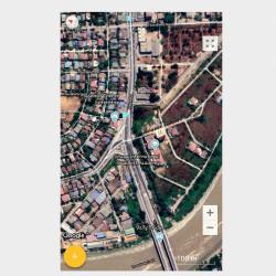 ပင်လုံလမ်းမပေါ်  မြေကွက်ကျယ် ရောင်းမည် Image