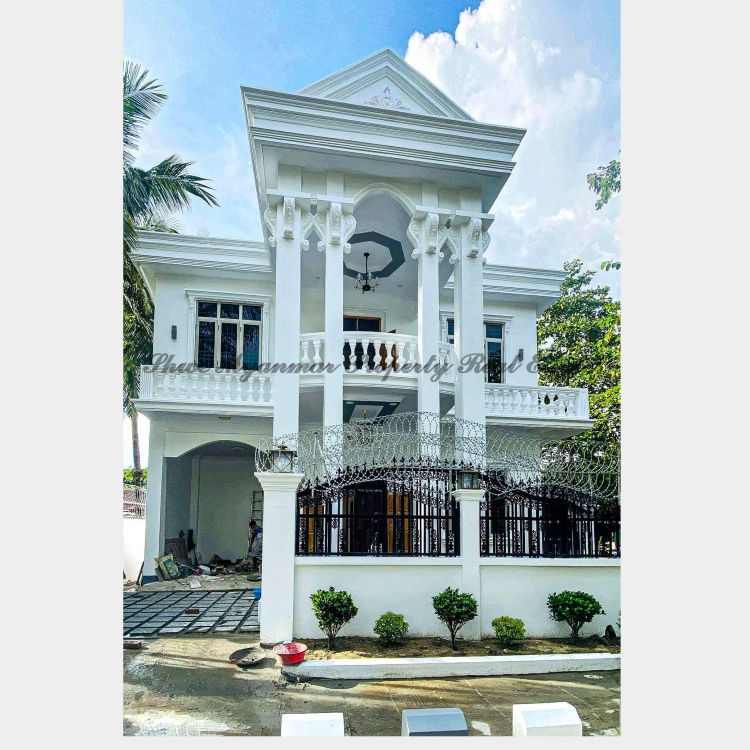 မြောက်ဒဂုံမြို့နယ်လုံးချင်းအိမ်ရောင်းမည်။ Image, အိမ် classified, Myanmar marketplace, Myanmarkt