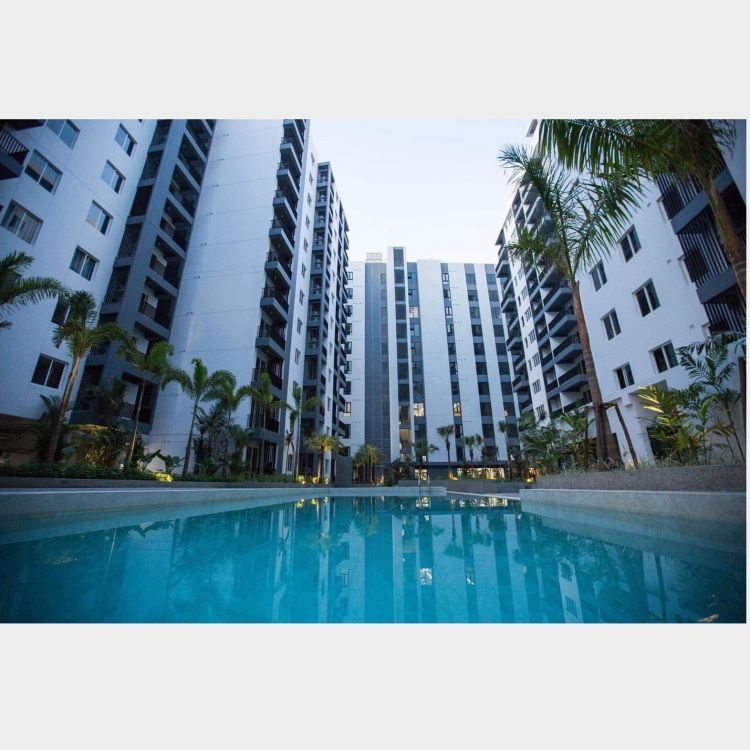 _The Leaf Condominium For sale Image, တိုက်ခန်း classified, Myanmar marketplace, Myanmarkt