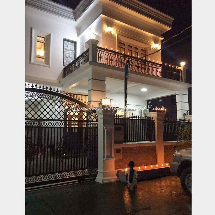 🔸မြောက်ဒဂုံမြို့နယ်လုံးချင်းအိမ်ရောင်းမည် ။ Image, အိမ် classified, Myanmar marketplace, Myanmarkt