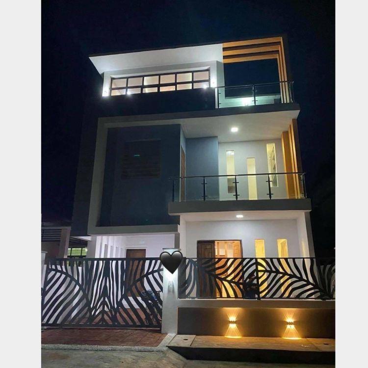 လုံးချင်းအိမ်အသစ်လှလှလေးတစ်လုံးရောင်းမည် Image, အိမ် classified, Myanmar marketplace, Myanmarkt