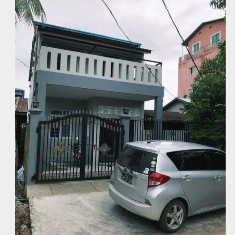 နစ်ထပ်လုံးခြင်းအသစ်လေးရောင်းမည် Image, အိမ် classified, Myanmar marketplace, Myanmarkt