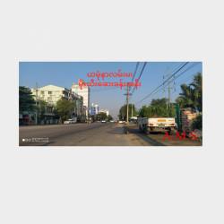 ဒေါပုံ၊ယမုံနာလမ်းမပေါ်လုံးချင်းအိမ် Image