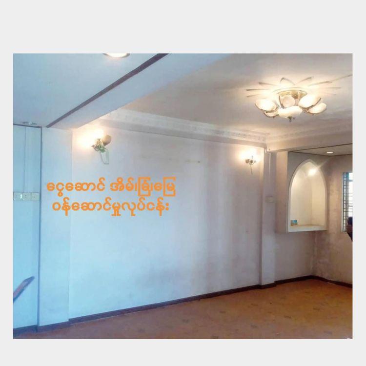 _လမ်းမတန်းပေါ်ရှိတိုက်ခန်းရောင်းမည်။ Image, တိုက်ခန်း classified, Myanmar marketplace, Myanmarkt