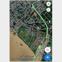 သံလျင် လမ်းမတန်း မြေကွက်ရောင်းမည် Image, classified, Myanmar marketplace, Myanmarkt