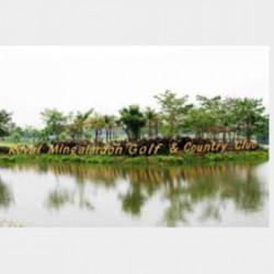 ပန်းလှိုင်ဂေါက်ကွင်းအိမ်ရာမြေကွက်အရ Image, classified, Myanmar marketplace, Myanmarkt