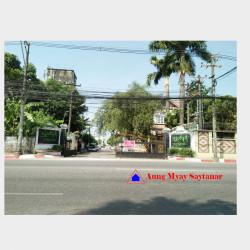 ရွှေကိန္နရီအိမ်ရာမြေကွက်အရောင်း Image, classified, Myanmar marketplace, Myanmarkt