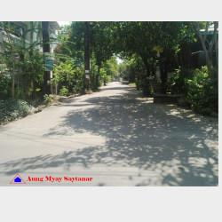 ဝေဇယန္တာကျောကပ်မြေကွက်အရောင်း Image, classified, Myanmar marketplace, Myanmarkt