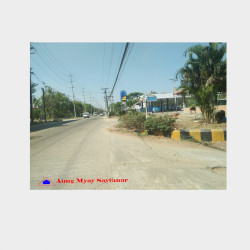 သုဝဏ္ဏ ၊ ဗိုလ်ချုပ်ရွာ မြေအရောင်း Image, classified, Myanmar marketplace, Myanmarkt