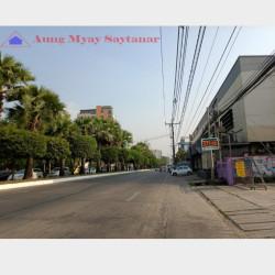 ဝေဇယန္တာလမ်းမအနီးမြေကွက်အရောင်း Image, classified, Myanmar marketplace, Myanmarkt