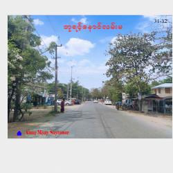 ဘုရင့်နောင်လမ်းမမြေကွက်အရောင်း Image, classified, Myanmar marketplace, Myanmarkt