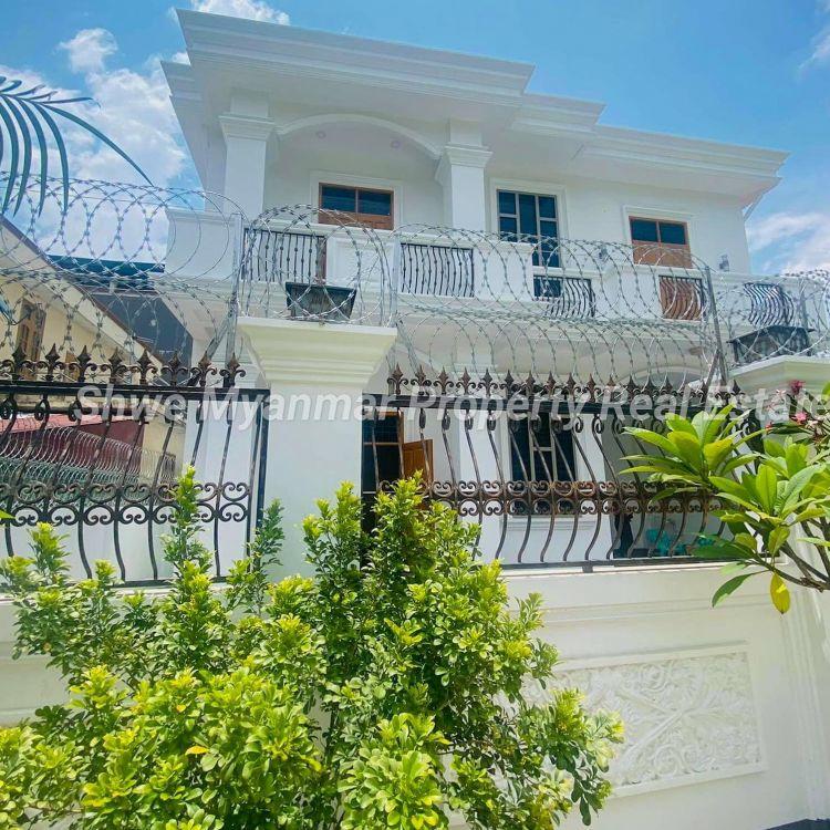 မြောက်ဒဂုံမြို့နယ်လုံးချင်းအိမ်ရောင်းမည် Image, အိမ် classified, Myanmar marketplace, Myanmarkt