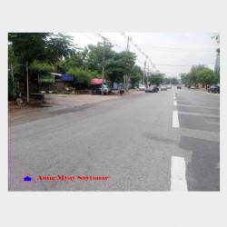 အောင်ဇေယျလမ်းမအနီး မြေကွက်အရောင်း Image, classified, Myanmar marketplace, Myanmarkt