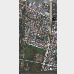 သီရိရတနာရိပ်သာမြေကွက်အရောင်း Image, classified, Myanmar marketplace, Myanmarkt