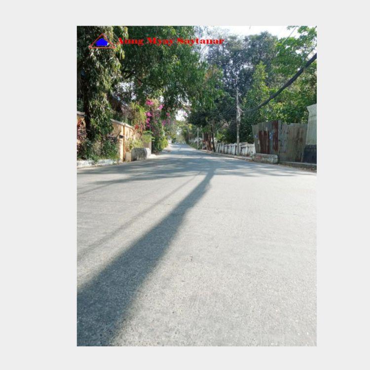 အင်းယားမြိုင်လမ်းမပေါ်မြေကွက်အရောင် Image, မြေ classified, Myanmar marketplace, Myanmarkt