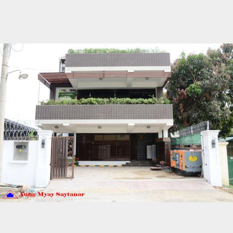 မဉ္ဇူလမ်းလုံးချင်းအိမ်အရောင်း Image, အိမ် classified, Myanmar marketplace, Myanmarkt