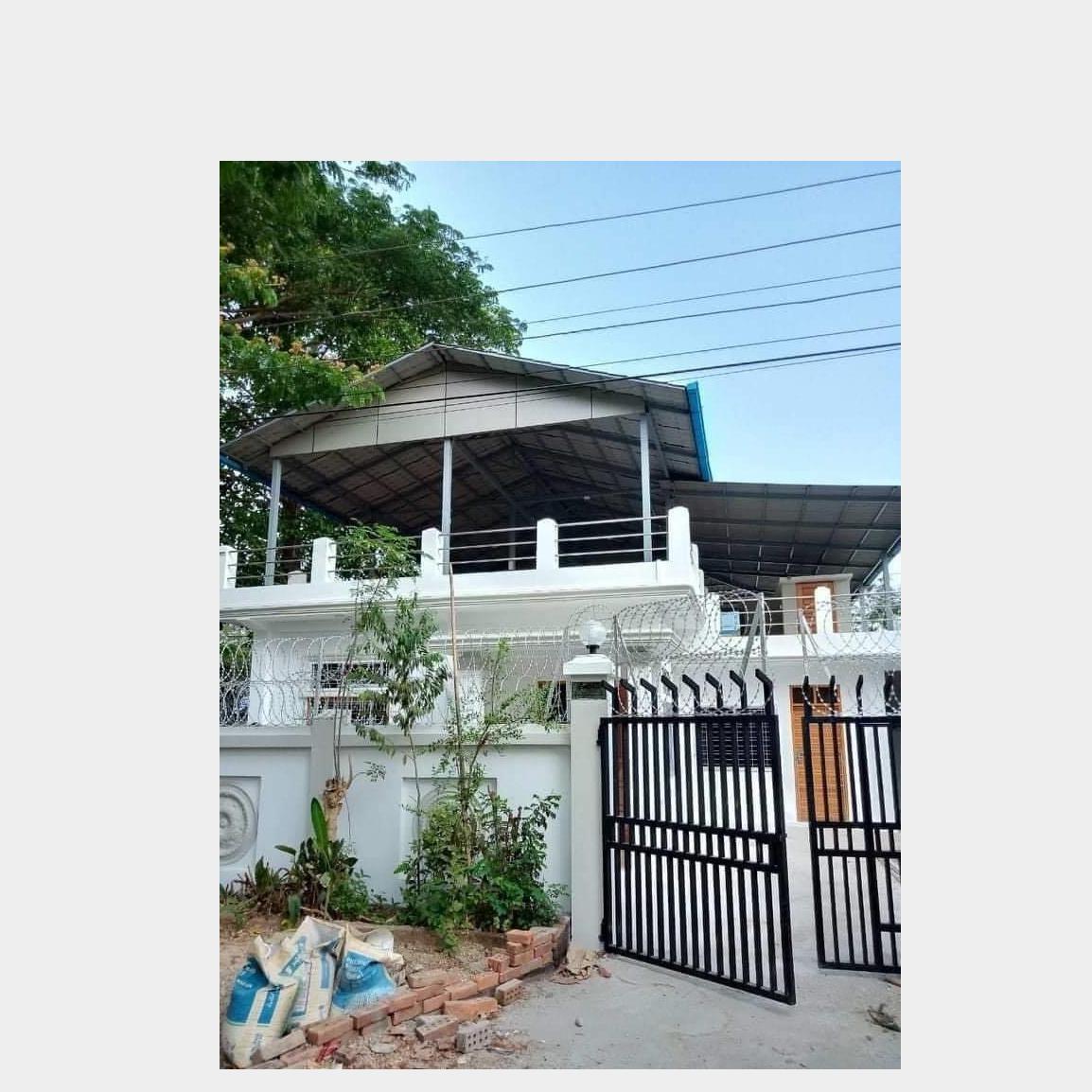 ဒဂုံမြို့သစ်မြောက်ပိုင်းမြို့နယ်တစ်ထပ်အိမ်အရောင်း Image, အိမ် classified, Myanmar marketplace, Myanmarkt