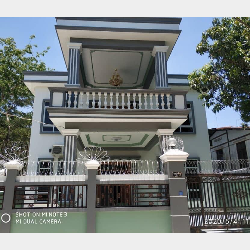 မြောက်ဒဂုံထောင့်ကွက်အရောင်း Image, အိမ် classified, Myanmar marketplace, Myanmarkt
