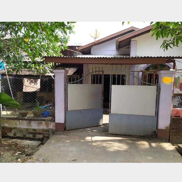 မြေကွက်+အိမ်အရောင်း Image, အိမ် classified, Myanmar marketplace, Myanmarkt