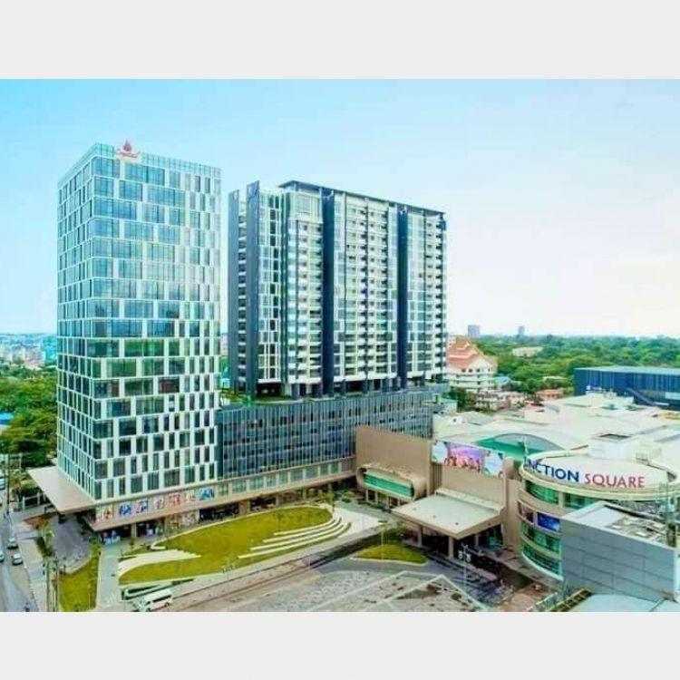 𝐂𝐫𝐲𝐬𝐭𝐚𝐥 Office Tower For rent Image, တိုက်ခန်း classified, Myanmar marketplace, Myanmarkt