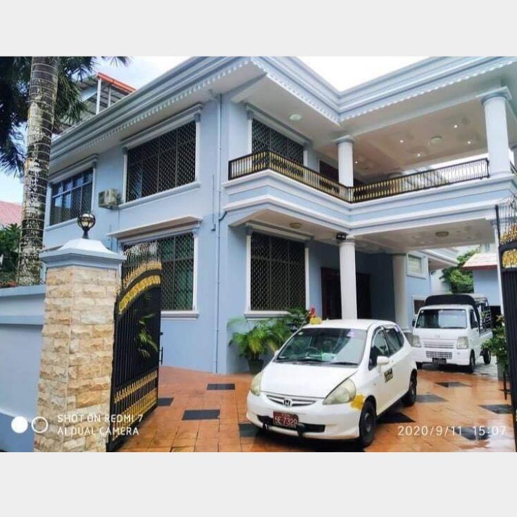 Alone Township House For Rent Image, အိမ် classified, Myanmar marketplace, Myanmarkt